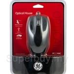 GE Optical Mouse Black 98529