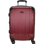 Slazenger SZ2522 ABS Spinner Case Luggage Expandable - 25 inch
