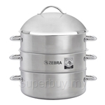 Zebra 4pcs 30cm Chef Steamer Set - Z264X372X000
