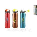 Zebra Sporty II 0.7L Vacuum Bottle - Z112X827X000