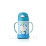 Thermos 250ml Doraemon Sippy Cup with Handle - FHI-250DM
