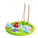 GeNz Kids Magnetic Fishing Game - 2501