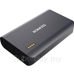 Romoss Power Bank 10000mAh (Black) - Sense-X