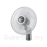 Morgan Wall Fan with Remote Control - MWF-NB165RT