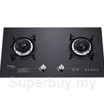 Morgan Cooker Hob - MBH-GC522C-BK