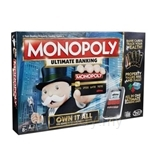 MONOPOLY Ultimate Banking Edition Board Game - B6677