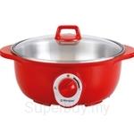 Morgan Multi Cooker (3.0L) Red - MMC-2300RD