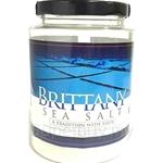 Brittany Sea Salt Fine 420g (Bottle) France - 03011