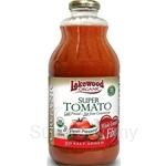 Lakewood Organic Super Tomato Juice 32oz (946ml) - 14061