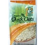 Radiant Organic Quick Oats 500g - 15006