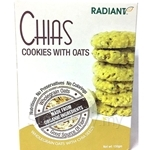 Radiant Chias Cookies with Oats 150g - 20017
