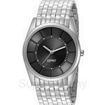 Esprit Slim's Lady Silver Black Watch - ES104202004