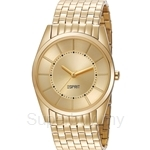 Esprit Slim's Lady Gold Watch - ES104202006