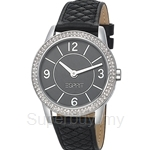 Esprit Heron Glam Black Ladies Watch - ES104352001