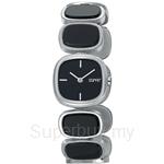 Esprit Slide Black Ladies Watch - ES104662001