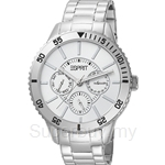 Esprit Marin Speed Silver Ladies Watch - ES105082005