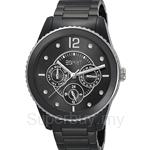 Esprit Marin Spark Black Ladies Watch - ES105102001