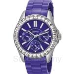 Esprit Dolce Vita Plastic Purple Ladies Watch - ES105172004