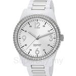 Esprit Marin Disco White Ladies Watch - ES105212002