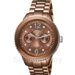 Esprit Marin Aluminium Speed Brown Ladies Watch - ES105802009