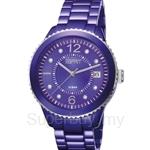 Esprit Marin Aluminium Violet Ladies Watch - ES105812004