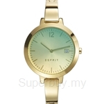 Esprit Amelia Gold Gren Ladies Watch - ES107242008