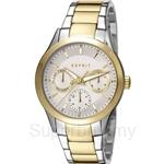 Esprit Eve Two Tone Gold Ladies Watch - ES107982002