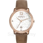 Esprit Maelle Brown Ladies Watch - ES108452003