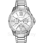 Esprit Alycia Silver Ladies Watch - ES108472001