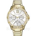 Esprit Alycia Gold Ladies Watch - ES108472002