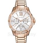 Esprit Alycia Rose Gold Ladies Watch - ES108472003