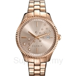 Esprit Phoebe Rose Gold Ladies Watch - ES108612003