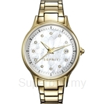 Esprit Jane Gold Ladies Watch - ES108622002