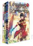 聖誕的魔法城:魔境謎蹤1-3套書【漫畫版】