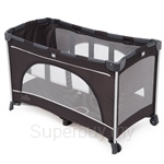 Joie Allura 120 Travel Bed Black Ink