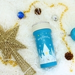 [Christmas Collection] Once upon a Starry Night: SWANZ 350ml Porcelain Tumbler SY-068