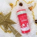 [Christmas Collection] A Snowy Blowy Christmas: SWANZ 350ml Porcelain Tumbler SY-068