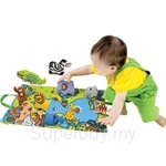 Ks Kids Jungle Take Along Playset - KA10744