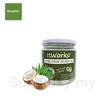 ItWorks Extra Virgin Coconut Oil Jar 250ml