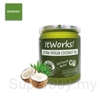 ItWorks Extra Virgin Coconut Oil Jar 500ml