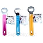 Fackelmann Bottle Opener In PVC Tube (Assorted Colours) - 5904481