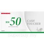 SENHENG Cash Voucher RM50
