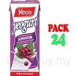 YEO'S 250ml Grape Yeogurt Drink (24 Packs)