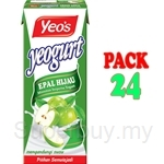 YEO'S 250ml Green Apple Yeogurt Drink (24 Packs)