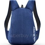 Terminus Simpli-city Denim Laptop Bakcpack Urban Fashion Bag - T02-502LAP