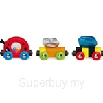 Hape Lucky Ladybug and Friends Train - HP3806