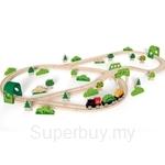 Hape Forest Railway Set - HP3713
