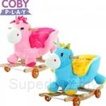 Coby Play Rocking Animal - Unicorn