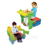 Coby Play 2 in 1 Children Furniture Set
