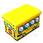 Coby Box School Bus Multipurpose Storage Box